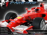 Parkolj F1 versenyautóval